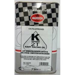 Wladoil racing K2T olie