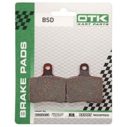 Set of OTK brake Pads, BSD
