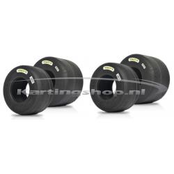 Komet K1M (medium) set of tires 4.60-7.10