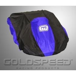Goldspeed Karthoes Zwart-Blauw