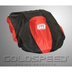 Goldspeed Karthoes Zwart-Rood