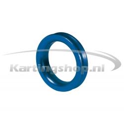 Afstandring voor 17mm Fusee Blauw 5mm