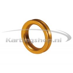 Afstandring voor 17mm Fusee Oranje 5mm