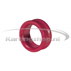 Spacer for 17mm Stub Red 10mm