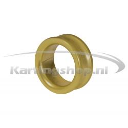 Afstandring voor 17mm Fusee Goud 10mm