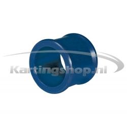 Afstandring voor 17mm Fusee Blauw 20mm