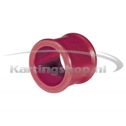 Afstandring voor 17mm Fusee Rood 20mm