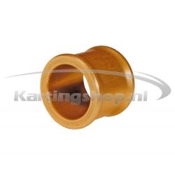 Spacer for 17mm Stub Orange 20mm