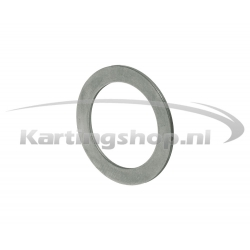 Spacer for 17mm Stub 1mm