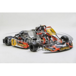 CRG Road Rebel KZ Rollend 2018 Chassis