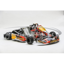CRG Heron Rollend 2018 Chassis Rotax