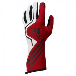 Adidas RS Handschoenen Rood-Wit-Zwart