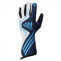 Adidas RS Gloves Navy Blue-White-Blue