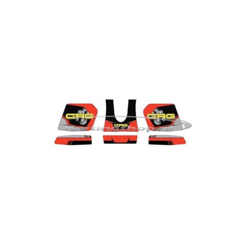 CRG Tank 3L Mini Stickerkit 2018