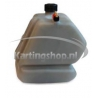 CRG Tank 8,5 liter KF Fumé compleet
