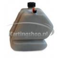 CRG Tank 8,5 liter KZ Fumé compleet
