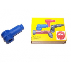 Bougiedop NGK TRS1225 blauw t.b.v. NGK bougies R7282 race