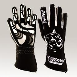Speed Melbourne G-2 Gloves Black-White