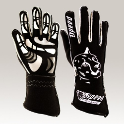 Speed Melbourne G-2 Handschoenen Zwart-Wit