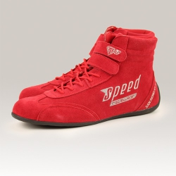 Speed San Remo KS-1 Kart Shoes Red