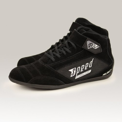 Speed Milan KS-2 Kart Shoes Black