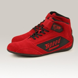 Speed Milan KS-2 Kart Shoes Red