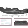 KG Bumperspoiler 506 CIK/20 - Zwart
