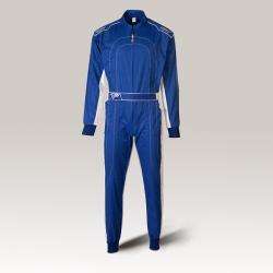 Speed Daytona HS-2 Hobby Overall Blue-and-White