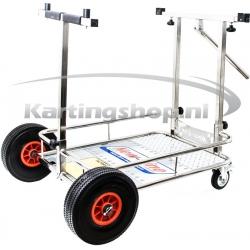 Transportador de kart nueva línea