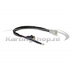 Startmotor Plus Kabel EVO