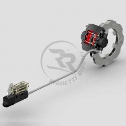 RR Speed MA20 Achterremsysteem, Black