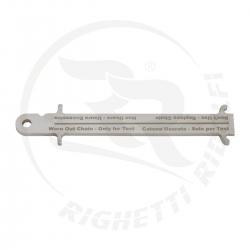219 Chain wear indicator tool