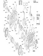 Rotax DD2 parts