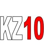 TM K9-KZ10 Onderdelen