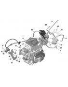Rotax Max EVO onderdelen