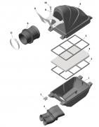 Air filter EVO Rotax Max