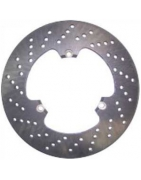 Brake discs & supports