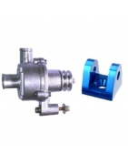 Water pumps support &